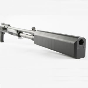 Salvo 12 Shotgun Silencer