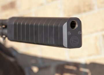 Silence Your Shotgun with the Salvo 12 Shotgun Suppressor