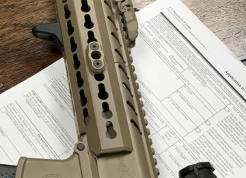ATF Form 1: Everything You Need to Know