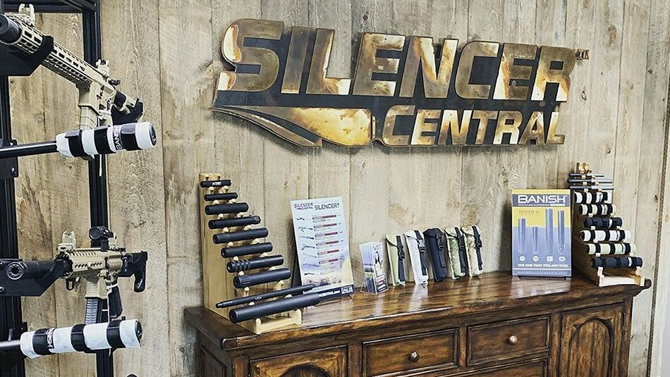 Silencer Shop vs. Capitol Armory vs. Silencer Central