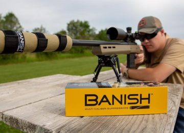 Designing the BANISH Suppressor: Learning by Listening to the Customer