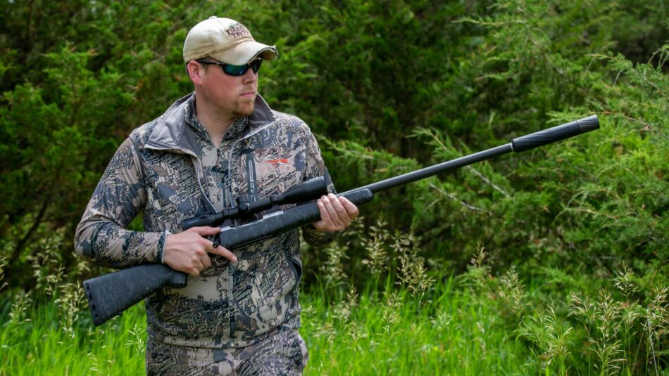 Deer Hunting with a Suppressor? Here's What to Know