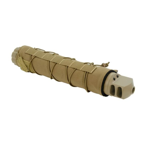 QDL Suppressor 50 BMG by Barrett for M107A1