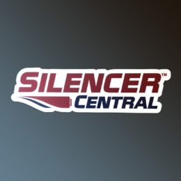 Silencer Central Sticker