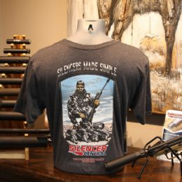 Silencer Central T-Shirt