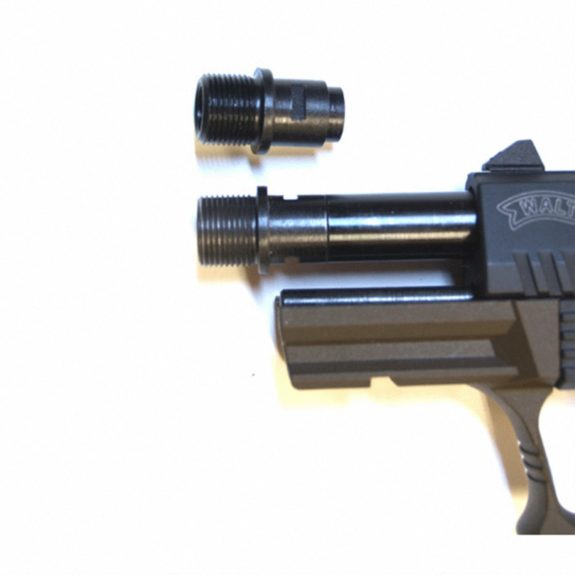 Walther P-22 Silencer Thread Adapter