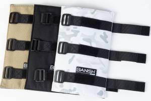 Banish suppressor cover