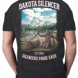 Dakota Silencer T-Shirt 2019