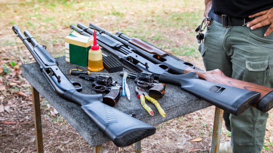 How to Clean a Gun: A Step-by-Step Guide