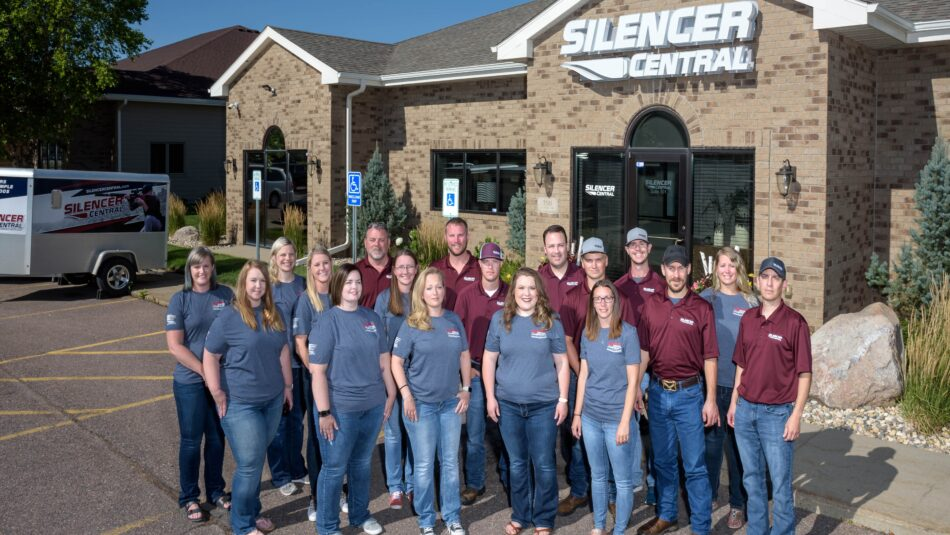 SILENCER CENTRAL APPROVED FOR REDI FUND LOAN, RELOCATING HEADQUARTERS TO TEA, S.D.