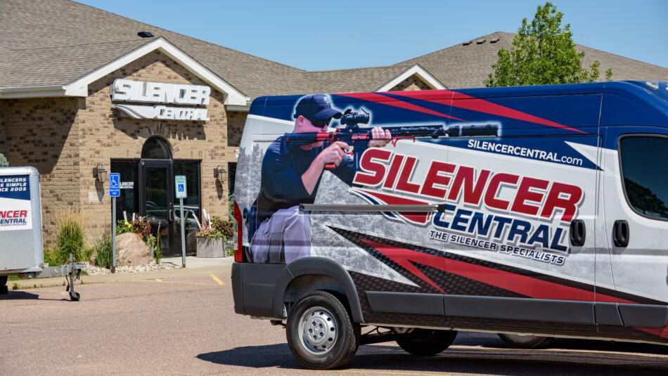 Silencer Shop vs. SilencerCo vs. Silencer Central