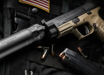 Suppressor Pistons: A Key Component of Handgun Suppressors