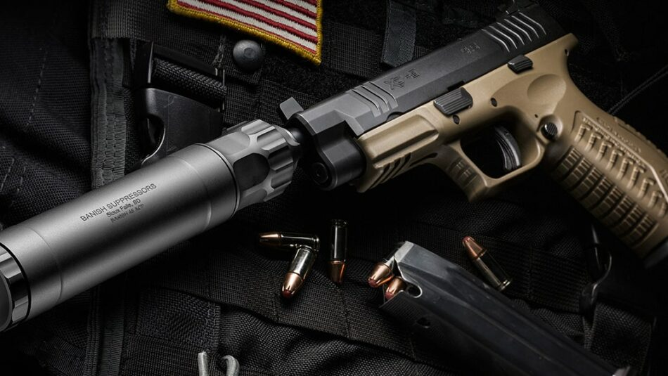 Suppressor Pistons: A Key Component of Handgun Suppressors