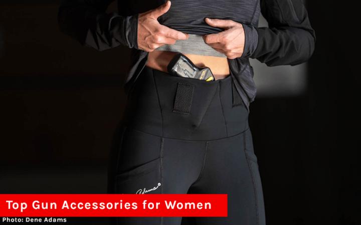 Top Gun Accessories for Women