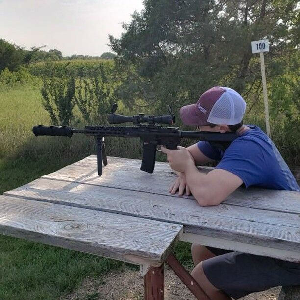 Nothing better than Range Time after a day at the office! * * * #banishsuppressors #silencercentral #silencer #rangeday #roundsdownrange #suppressors #silencedelivered #shootingsuppressed #suppressednation