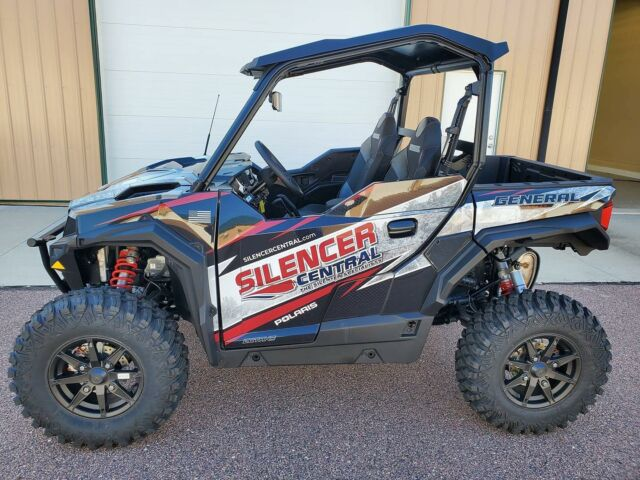 The Silencer Central General is on its way to Sturgis. Swing by Full Throttle to check it out!  * * *  #silencercentral #silencedelivered #suppressors #suppressednation #silencers #sturgisrally #sturgis2021 #southdakota #suppressed_nation